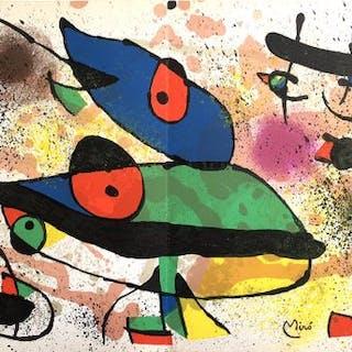 Joan Miró - Sculptures II
