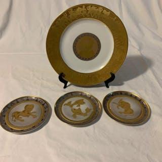 Piatto (4) - Porcellana