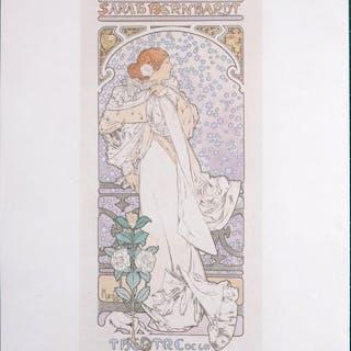 Alphonse Mucha - Les Maitres de l'affiche - Original...
