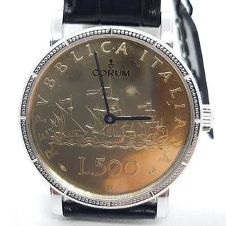 Corum - 500 Lire- Unisex - 2011-present