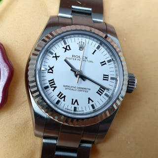 Rolex - Oyster Perpetual Lady - 176234 - Women - 2000-2010