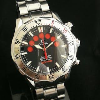 Omega - Seamaster Apnea - Jacques Mayol - 2595.50 - Men - 2000-2010