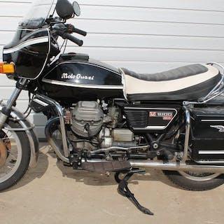 Moto Guzzi - V 1000 G5 - California - 1000 cc - 1979
