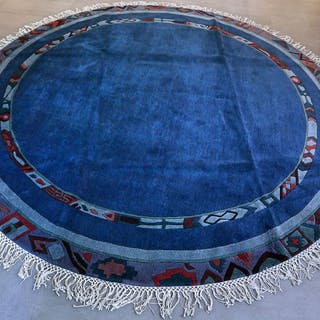 Modern Contemporary- Carpet - 247 cm - 247 cm