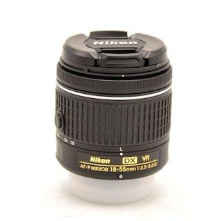 Nikon AF-P DX Nikkor 18-55mm F3.5-5.6G VR (3644)