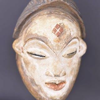 Maske - Holz - Galerie Pierre Vérité - Punu (oder Bapounou) - Gabun