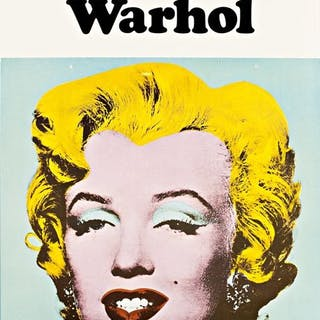 Andy Warhol - The Tate Gallery Andy Warhol Marilyn Monroe - 1971
