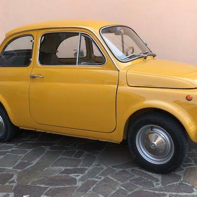 "Fiat - 500 Francis Lombardi ""My Car"" - 1970"