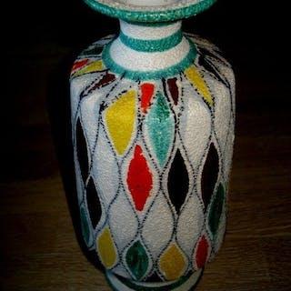 Fratelli Fanciullaci - Vaso - Ceramica