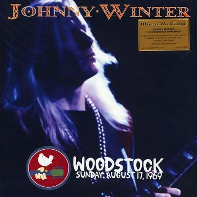 Johnny Winter - Diverse Titel - 2x LP Album (Doppelalbum), LP's - 2015/2018