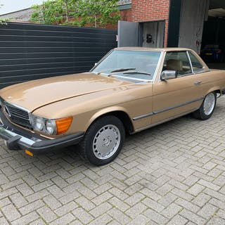 Mercedes-Benz - 380 SL - 1983