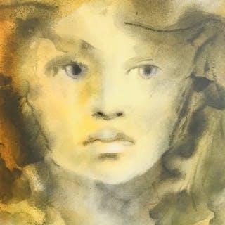 Leonor Fini - Head