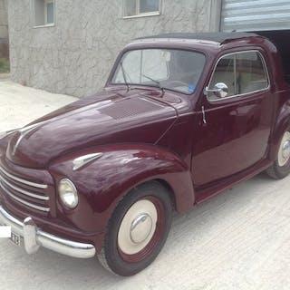 Fiat - 500 C Topolino - 1952