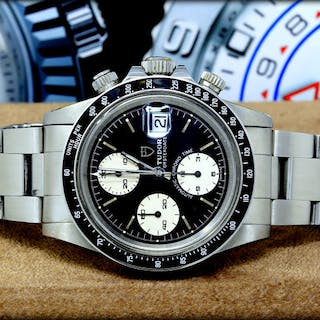 Tudor - Oysterdate Chrono Time Big Block Ref. 79160 - - Herren - 1990-1999