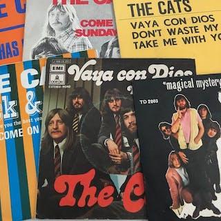 The Cats - Collection of 6 original Spain / Belgium...