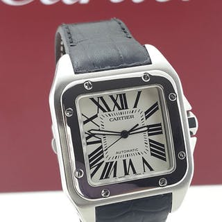 Cartier - Santos 100 XL - 2656 - Men - 2011-present