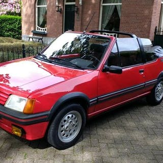 Peugeot - 205 CTI - 1989