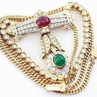 a52693c465858 jade necklace | Barnebys