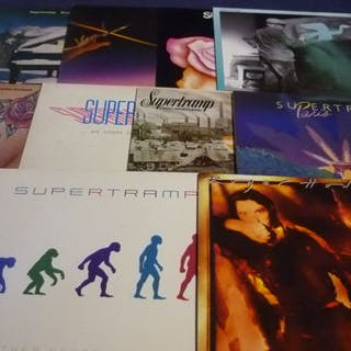 Supertramp - 10 classic albums incl