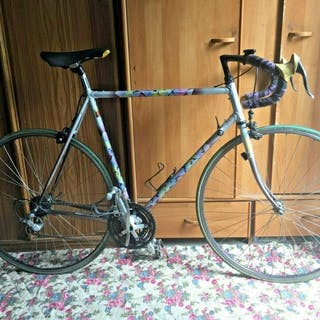 Libéria - Homme  - Vélo de course Reynolds 525 - 1980
