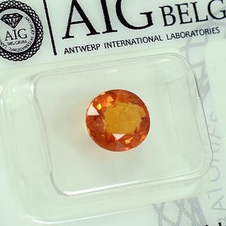 Spessartite Garnet - 2.78 ct