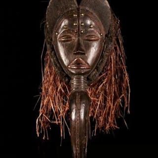 mask - Wood - Dan / Mano - Côte d'Ivoire