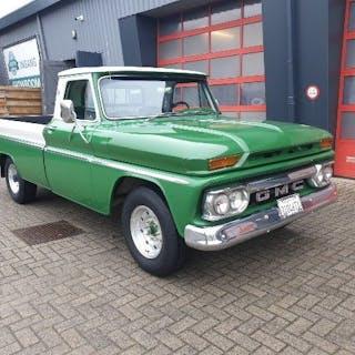 GMC - Pick up - 1966