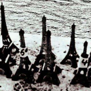 Conor Masterson (1971-) - Eiffel Towers, Paris, 2008