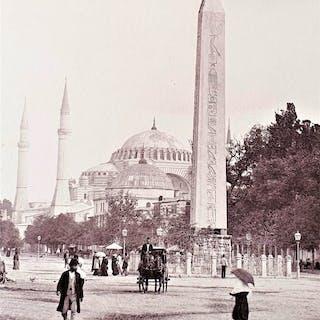 Guillaume Berggren (1835-1920) - Costantinopoli, 1880's