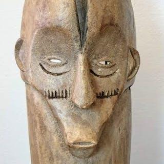 Maschera - Legno massiccio - NGIL FANG - Gabon