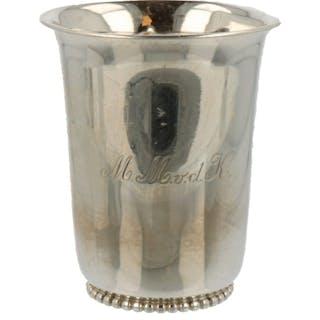 Vaso cucchiaio - .833 argento - Zilverfabriek Voorschoten...