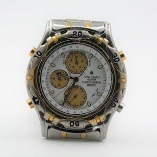 Junghans - Alarm Chronograph - 414410 - Herren - 1970-1979