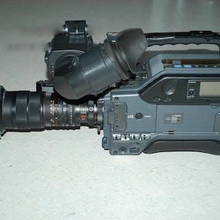 Sony DSR-570 WSP + Canon J8x6 B4 KRS A SX12