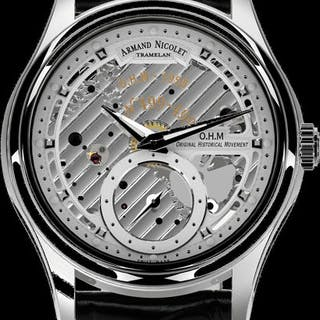 Armand Nicolet - L14 Small Second -Limited Edition-...