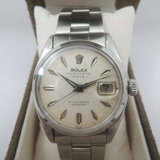 Rolex - Oyster Perpetual Date - 6534 - Men - 1950-1959