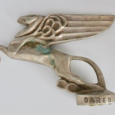 Car Mascot - Pegasus/Pegase - Dareb - 1920-1930