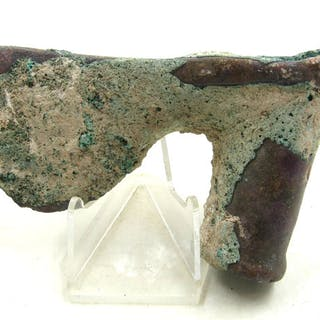 Ancient Bronze Age European Bronze Socketed Axe