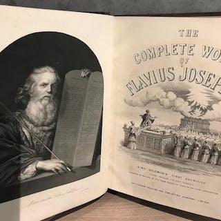 Flavius Josephus - The Complete Works of Flavius Josephus...