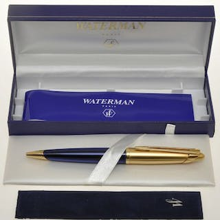 Wateman - Waterman Edson ''diamond blue'' ballpoint pen mintin box