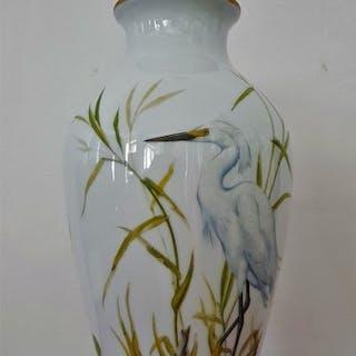 Basil Ede- Franklin Mint - Vase - Porzellan