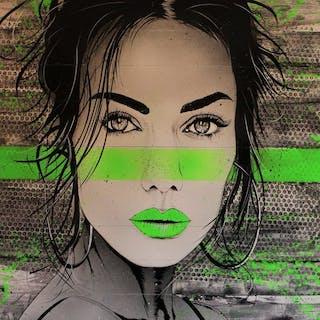Max Andriot - Caroline (green)