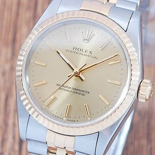 Rolex - Oyster Perpetual- 67513 - Women - 1990-1999