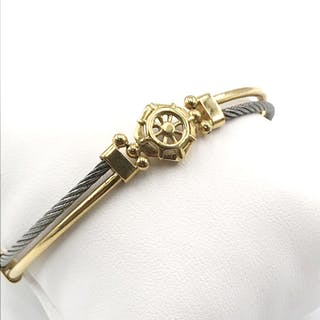 18 kt. Yellow gold - Bracelet