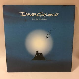 David Gilmour - On An Island - LP Album - 2006/2006