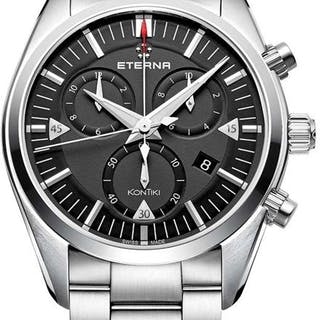 Eterna - Kontiki Quartz Chronograph Date...