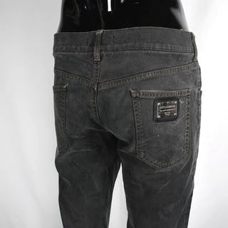 Dolce & Gabbana - Straight Cut G8153 Jeans
