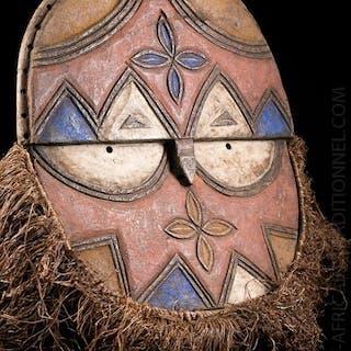 Kidumu Mask - Bateke Tsaayi - Congo DRC