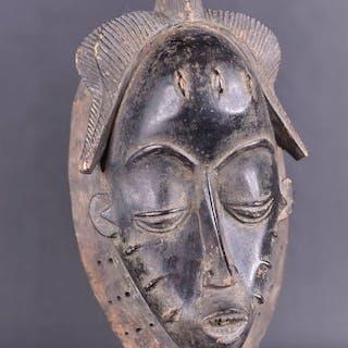 Masque - Bois - Baoulé - Côte d'Ivoire