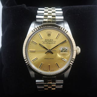 Rolex - Oyster Perpetual Air-King Date - 5701N - Men - 1980-1989