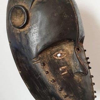 Maske - Hartholz - Baoulé - Elfenbeinküste